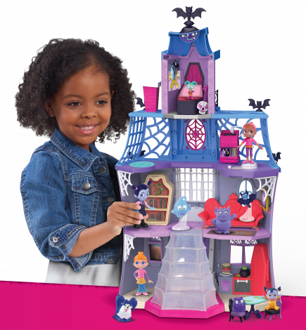Vampirina Scare B Amp B Just Play Toys For Kids Of All Ages